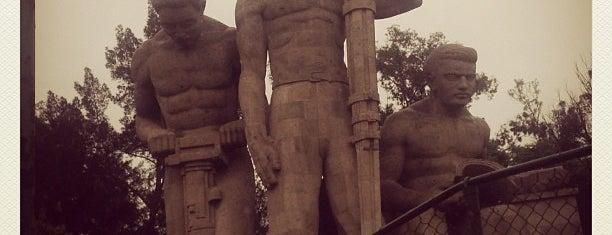 Monumento al Caminero is one of Top picks for Plazas.