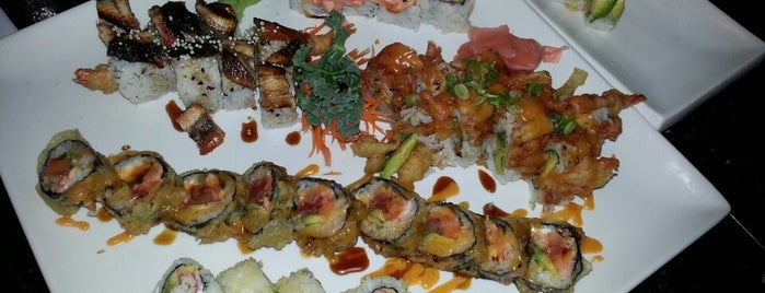Thai Tanic Sushi is one of Best of Orlando.