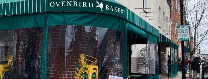 Ovenbird Bakery is one of Balty.