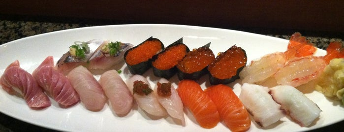 Sushi-Jin is one of Top Sushi Restaurants in Houston.