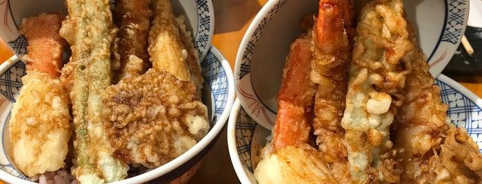 天ぷら 琥珀 Tempura Kohaku is one of The 15 Best Places for An Udon in Singapore.