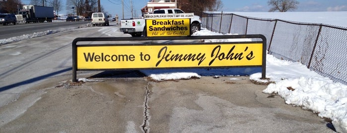 Jimmy John's Pipin' Hot Sandwiches is one of Great Food - Lancaster.