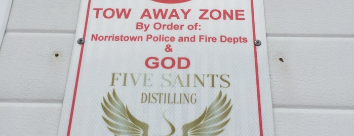 Five Saints Distilling is one of Fun.