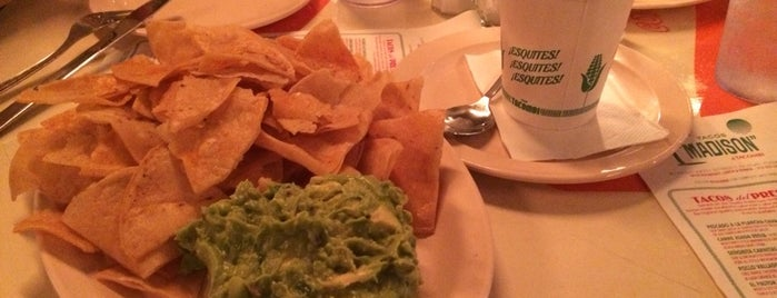 Tacombi Café El Presidente is one of The 15 Best Places for Shrimp Tacos in New York City.
