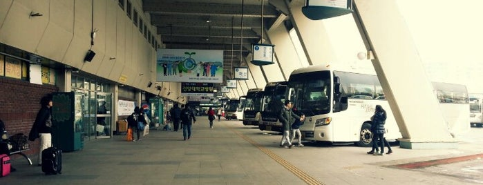 Seoul Express Bus Terminal is one of Seoul.