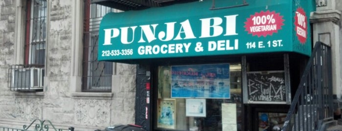 Punjabi Grocery & Deli is one of New York cheap eats.