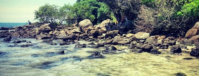 Praia de Bombas is one of O Bom do Litoral Sul Catarinense.