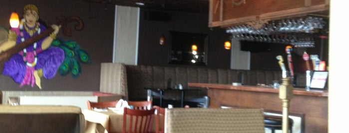 Karma Indian Cuisine and Lounge is one of Been There, Ate It.