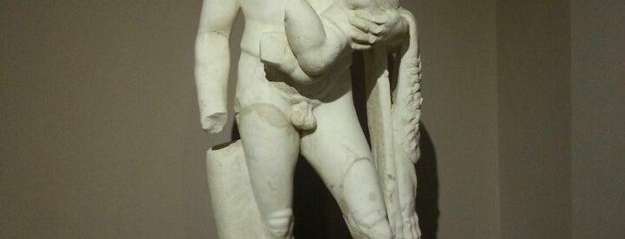 ETİ Arkeoloji Müzesi is one of Eskisehir.