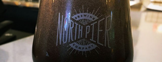 North Pier Brewing Company is one of Brewery Bucket List.