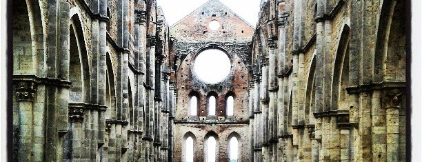 Abbazia Di San Galgano is one of IT places-culture-history.