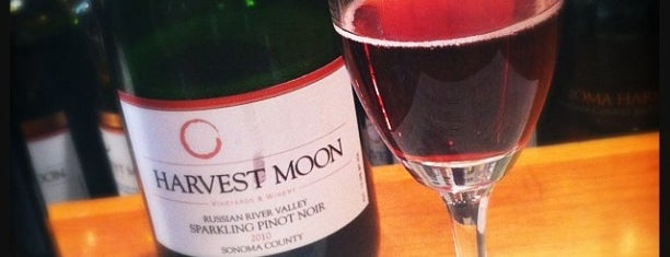Harvest Moon Winery is one of Weekend in Napa/Sonoma.