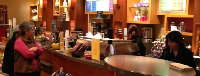 Nordstrom Café is one of Coffee.