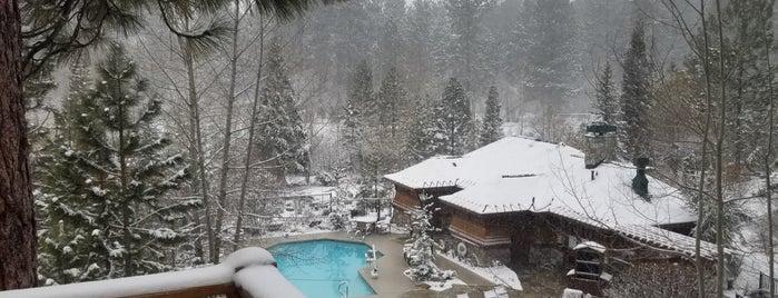 Hyatt High Sierra Lodge is one of Timeshare Resorts in Nevada.