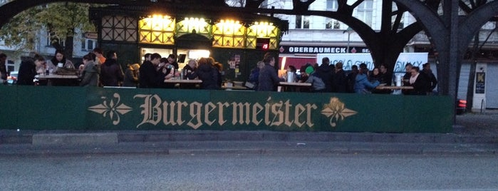Burgermeister is one of Berlin's Best Burgers - 2013.