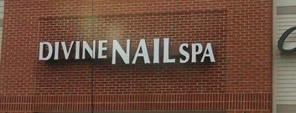Divine Nail Spa is one of My places.