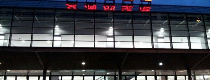 Memanbetsu Airport (MMB) is one of 降り立った空港.