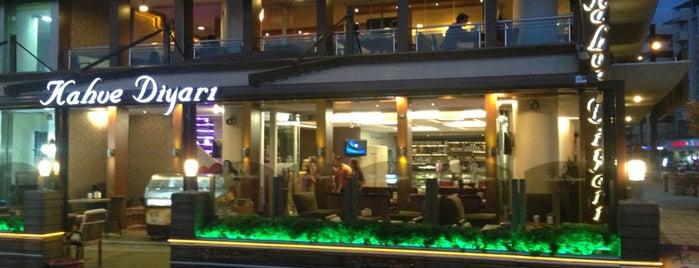 Kahve Diyarı is one of Cafelerin.