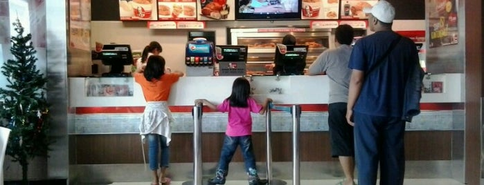 KFC is one of Places in Pamulang. Tangerang..