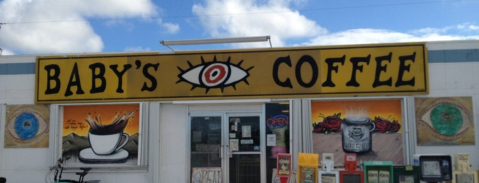 Baby's Coffee is one of USA Key West.