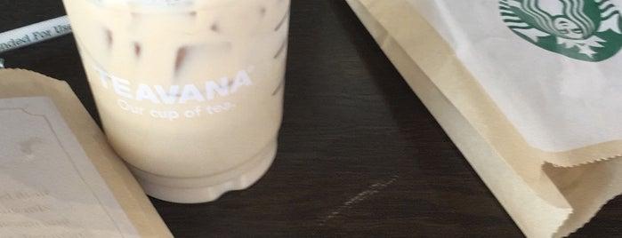 Starbucks is one of Las Vegas.
