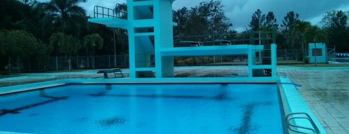 Complejo De Piscinas is one of Fave's.