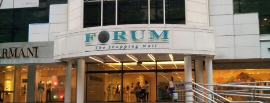 Forum The Shopping Mall is one of Retail Therapy Prescriptions SG.
