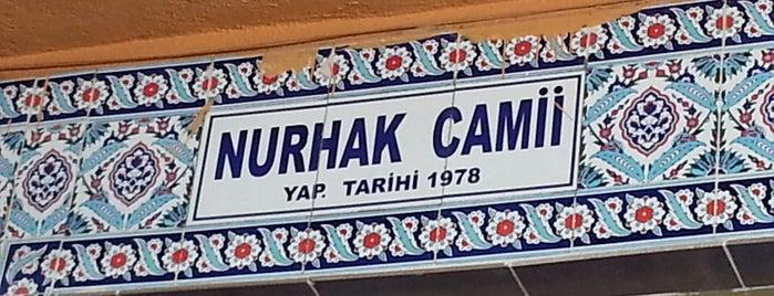Nurhak Camii is one of Kütahya | Spiritüel Merkezler.