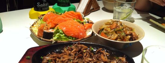 Okayama Sushi is one of Japoneses.