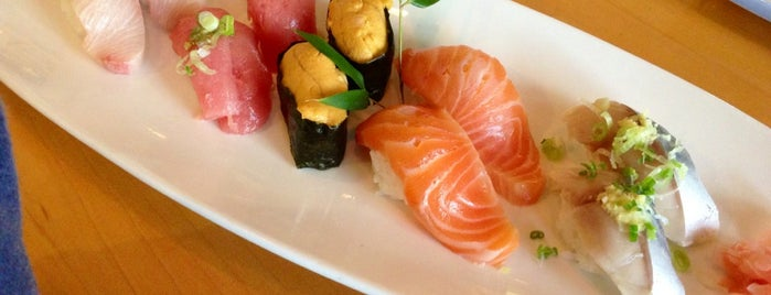 Sushi Sono is one of 100 Very Best Restaurants - 2012.