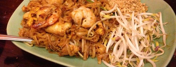 Taste of Thai is one of Alyssa's Ithaca visit.