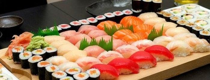 Umegaoka Sushi no Midori is one of Japan.