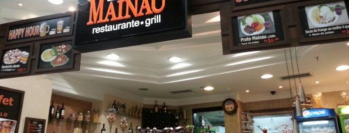 Mainau Restaurante Grill is one of Bairro Moinhos de Vento.