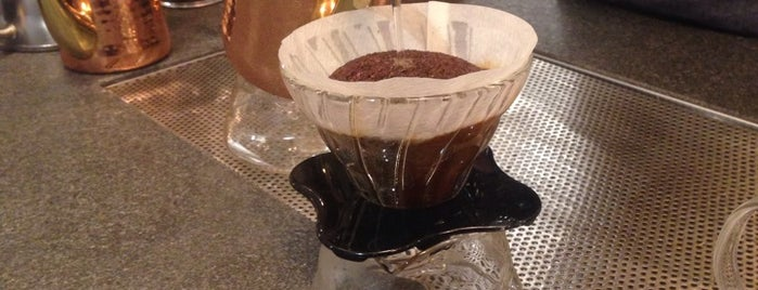 LUSSO Barista LAB is one of Coffee Excellence.