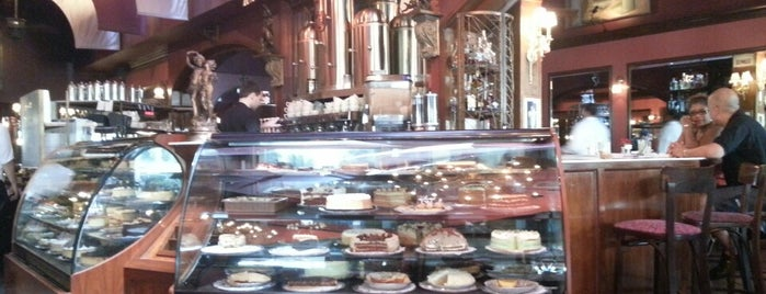Cafe Intermezzo is one of late night eats.