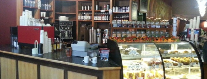 Espresso Royale Cafe is one of Top 10 favorites places in Ann Arbor, MI.