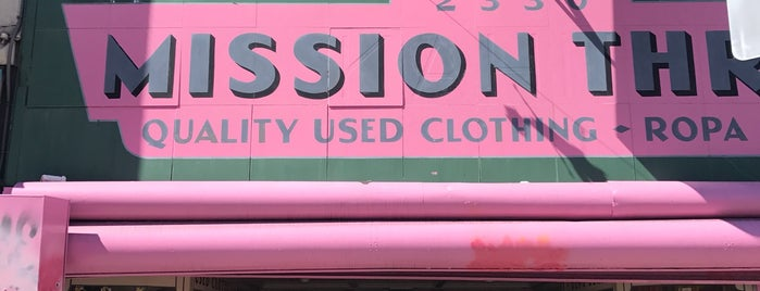 Mission Thrift is one of San Francisco.