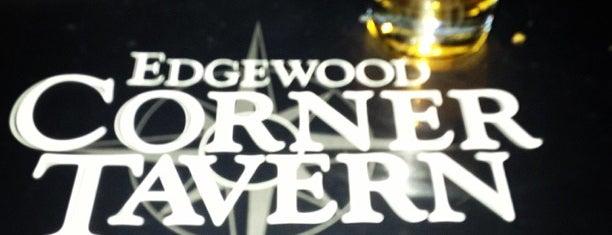 Edgewood Corner Tavern is one of Top 10 dinner spots in Atlanta, GA.