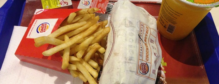 Burger King is one of trabzon.