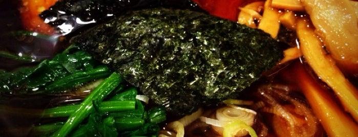 松虎亭 is one of 溝の口昼メシ.