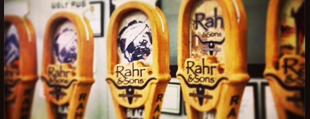 Rahr & Sons Brewing Co. is one of Metroplex.