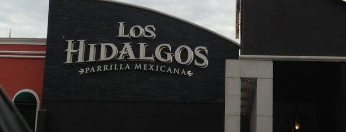 Los Hidalgos is one of 20 favorite restaurants.