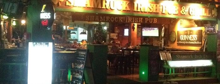 Shamrock Irish Pub & Restaurant is one of Посетить.