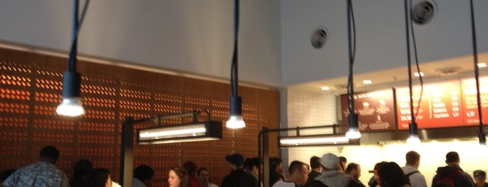 Chipotle Mexican Grill is one of Food near UB.
