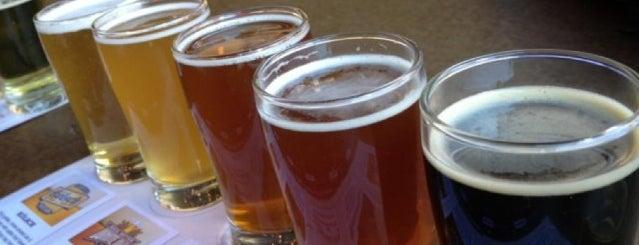 Rock Bottom Restaurant & Brewery is one of Nashville hit list.