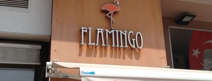 Flamingo Büfe is one of My favourites for Cafes & Restaurants.
