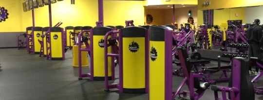Planet Fitness is one of Ephrata; PA.