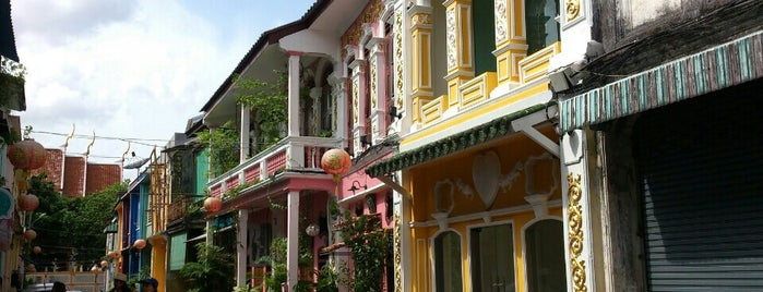 Phuket Old Town is one of My TripS :).