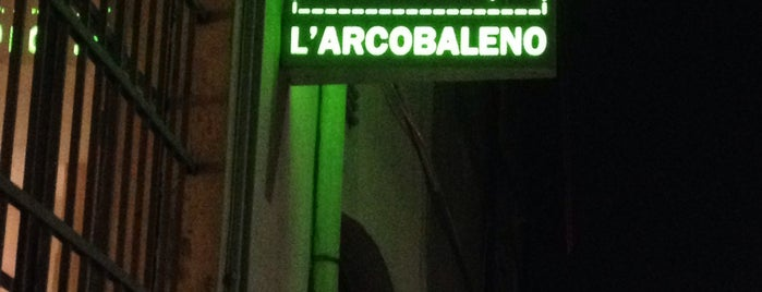 Ristorante Arcobaleno is one of 🐼🐰.