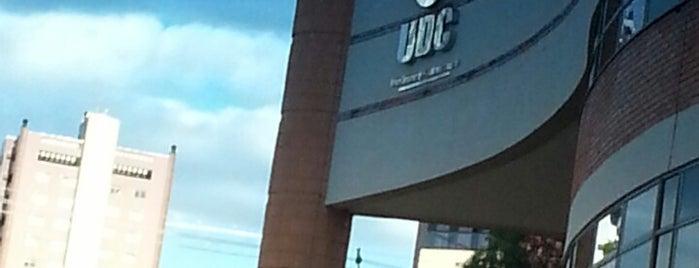 Centro Universitário Dinâmica das Cataratas (UDC) is one of Lista Pessoal.